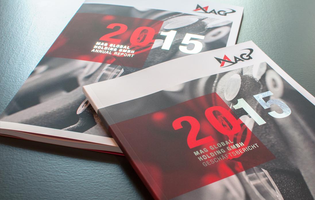 Geschäftsbericht MAG IAS GmbH