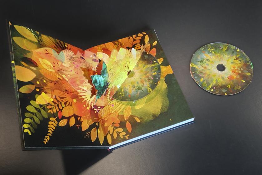 "Musikalbum & Roman ""Tales"""