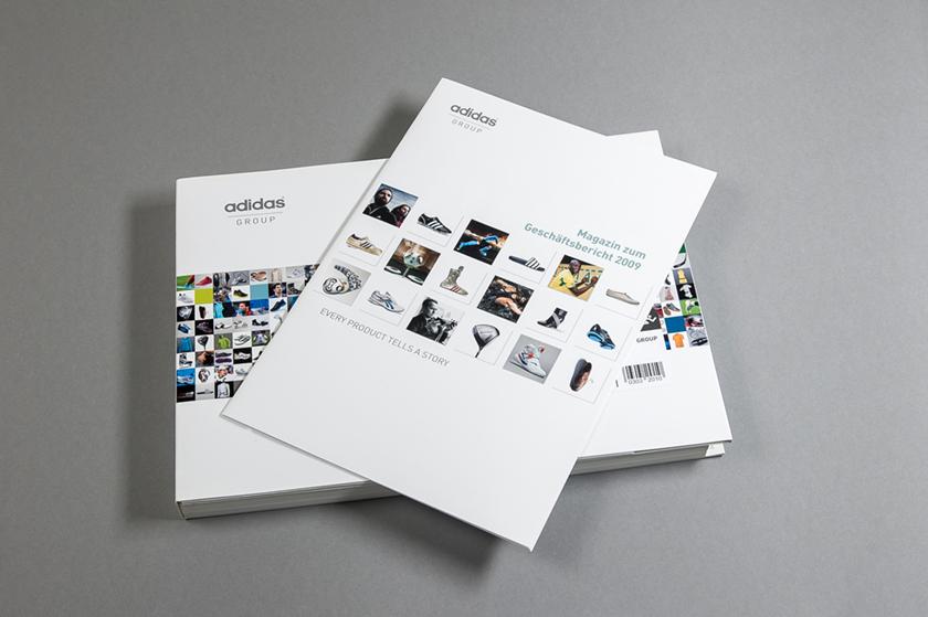 Geschäftsbericht Adidas