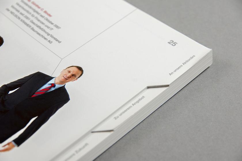Geschäftsbericht Wacker Neuson