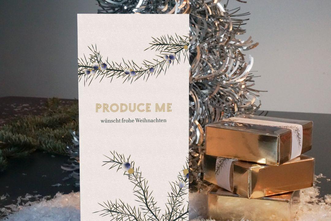 PRODUCE ME – Weihnachten 2016