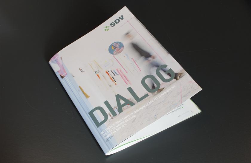 SDV – Mitarbeitermagazin