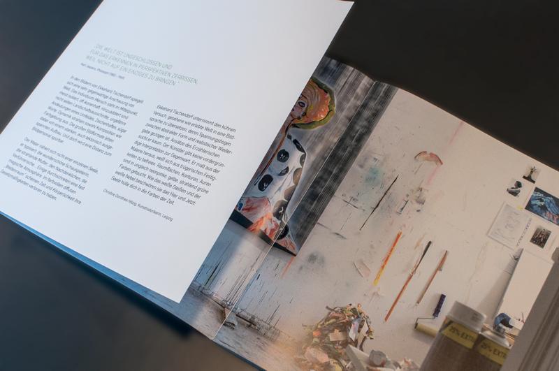 KUNST IN DER SDV – Ausstellungskatalog für Ekkehard Tischendorf