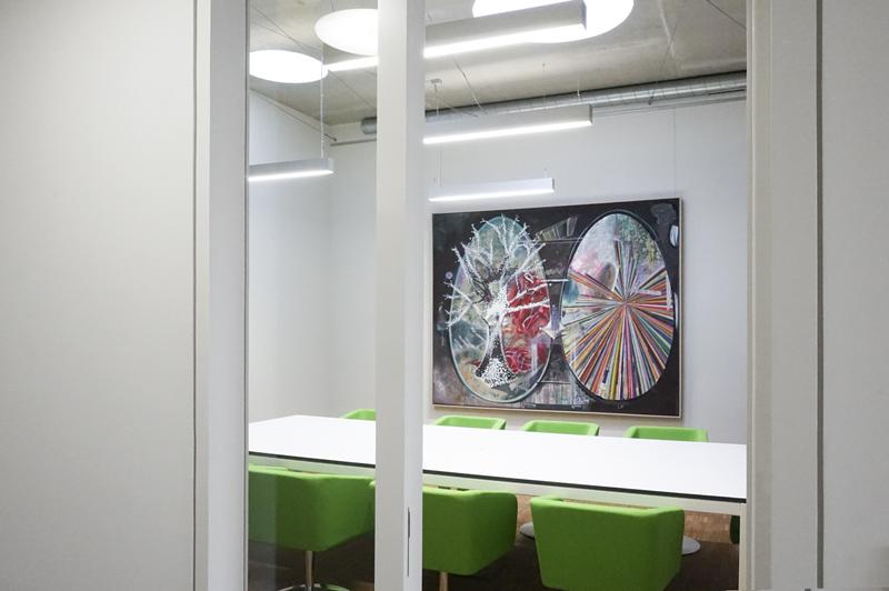 SDV – Aufenthaltsbereich für Mitarbeiter